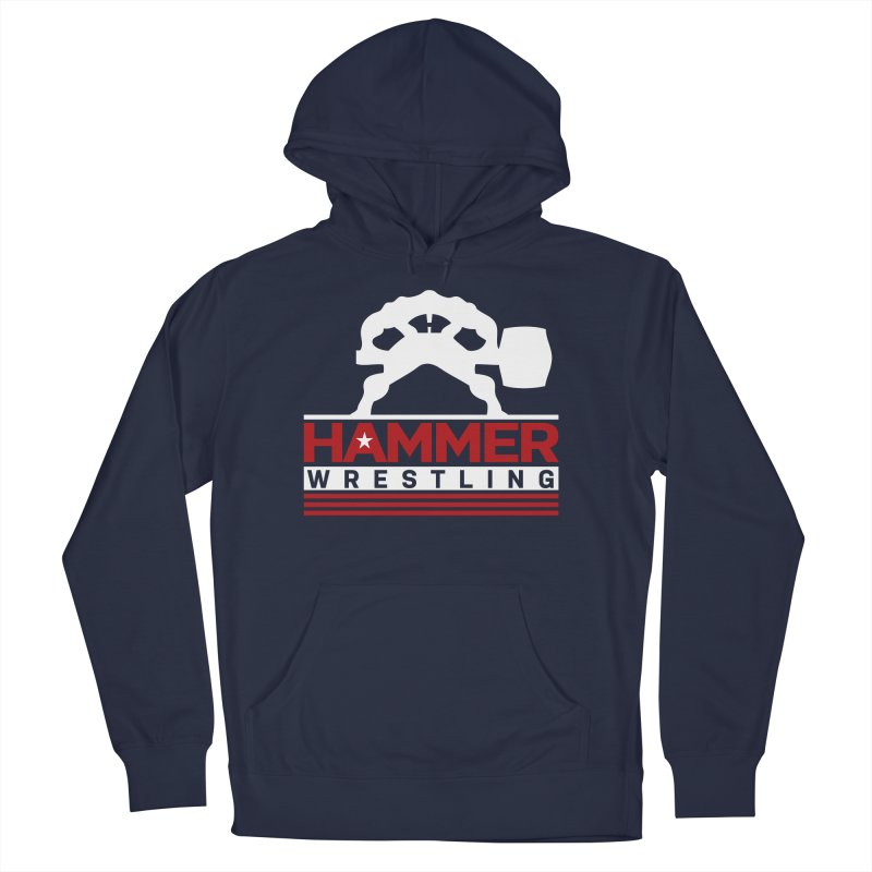 HAMMER USA Women's Pullover Hoody by Hammer Wrestling's Apparel Shop