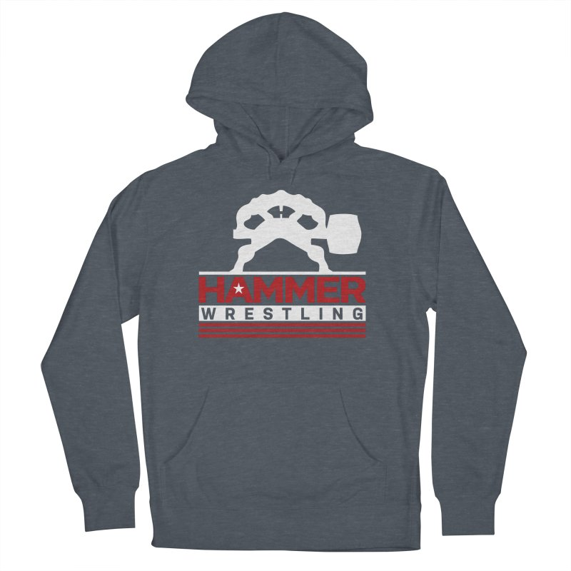 HAMMER USA Men's French Terry Pullover Hoody by Hammer Apparel Shop
