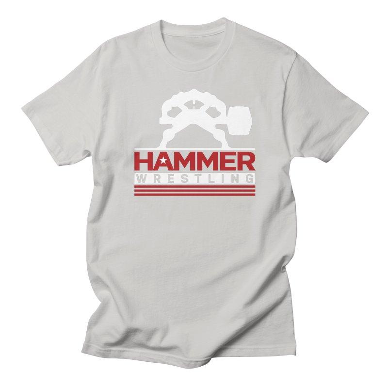 HAMMER USA Men's Regular T-Shirt by Hammer Apparel Shop