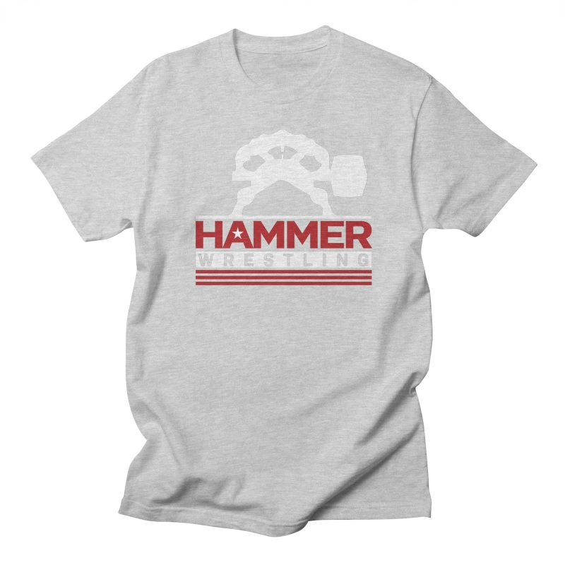 HAMMER USA Men's Regular T-Shirt by Hammer Apparel Shop