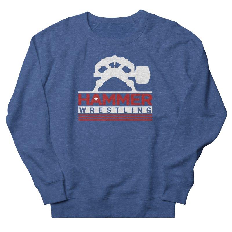 HAMMER USA Women's French Terry Sweatshirt by Hammer Apparel Shop