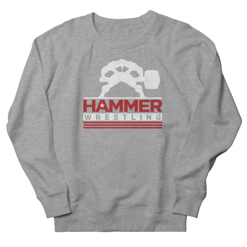 HAMMER USA Women's French Terry Sweatshirt by Hammer Life Apparel Shop