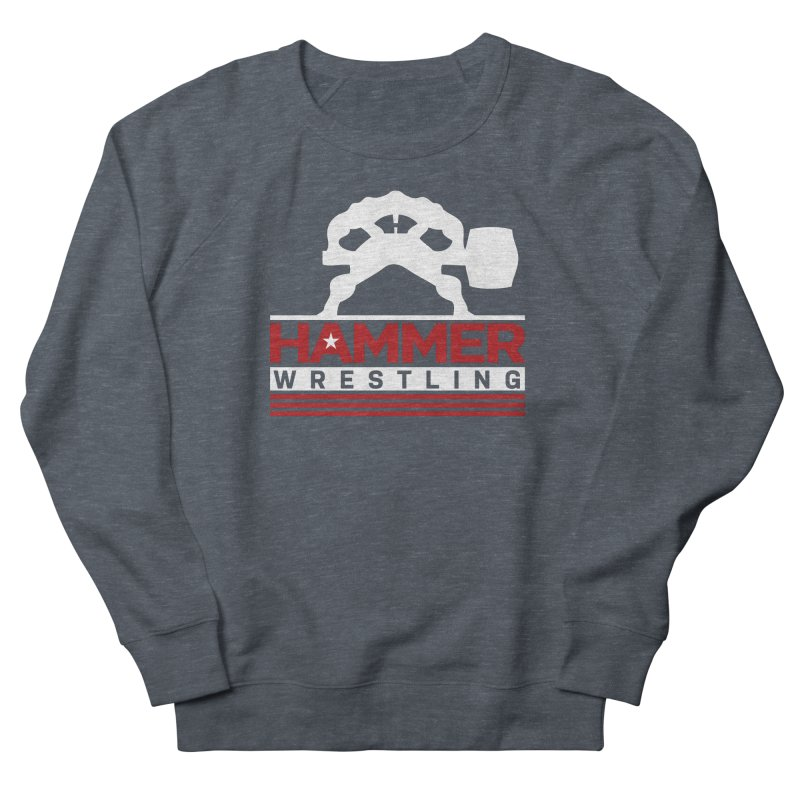 HAMMER USA Men's French Terry Sweatshirt by Hammer Apparel Shop