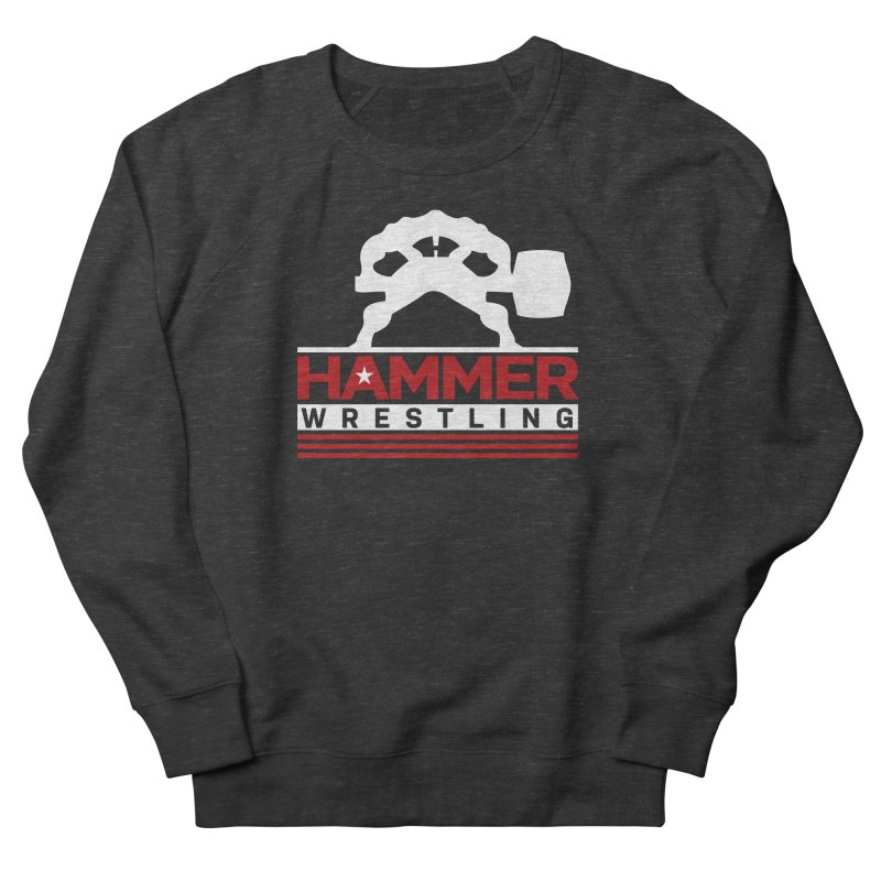HAMMER USA Men's French Terry Sweatshirt by Hammer Wrestling's Apparel Shop