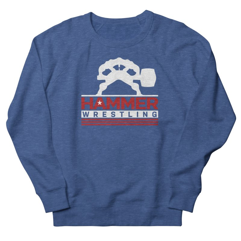 HAMMER USA Men's French Terry Sweatshirt by Hammer Life Apparel Shop