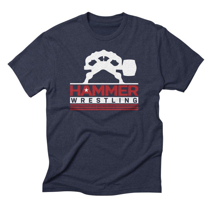 HAMMER USA Men's Triblend T-Shirt by Hammer Life Apparel Shop