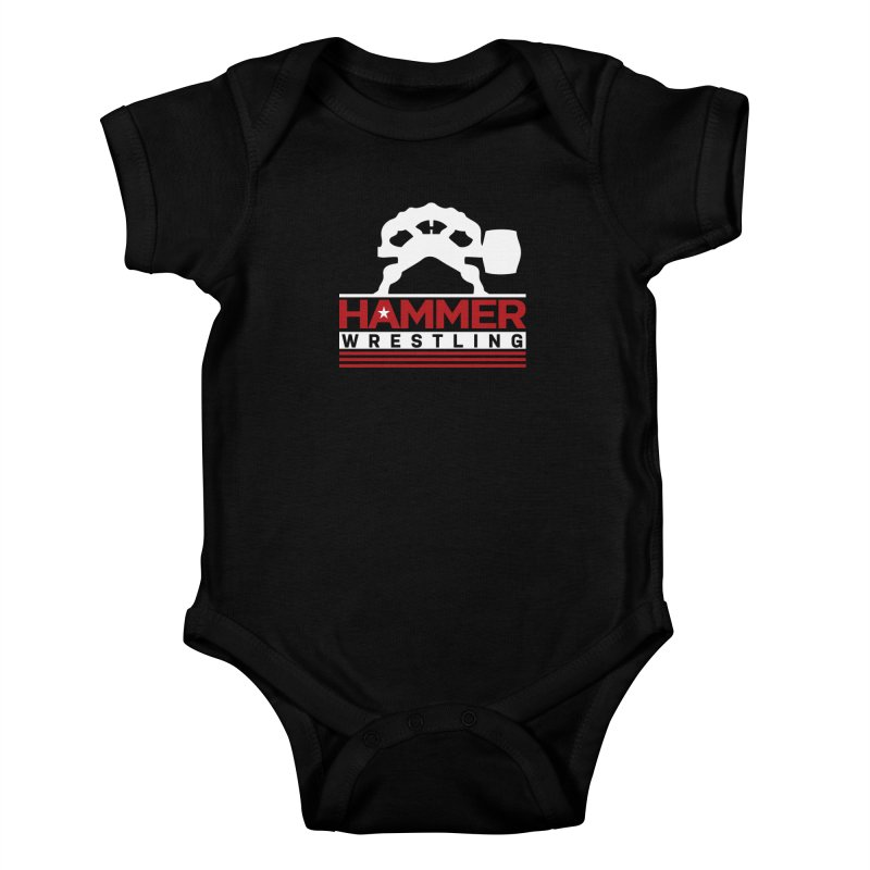 HAMMER USA Kids Baby Bodysuit by Hammer Life Apparel Shop