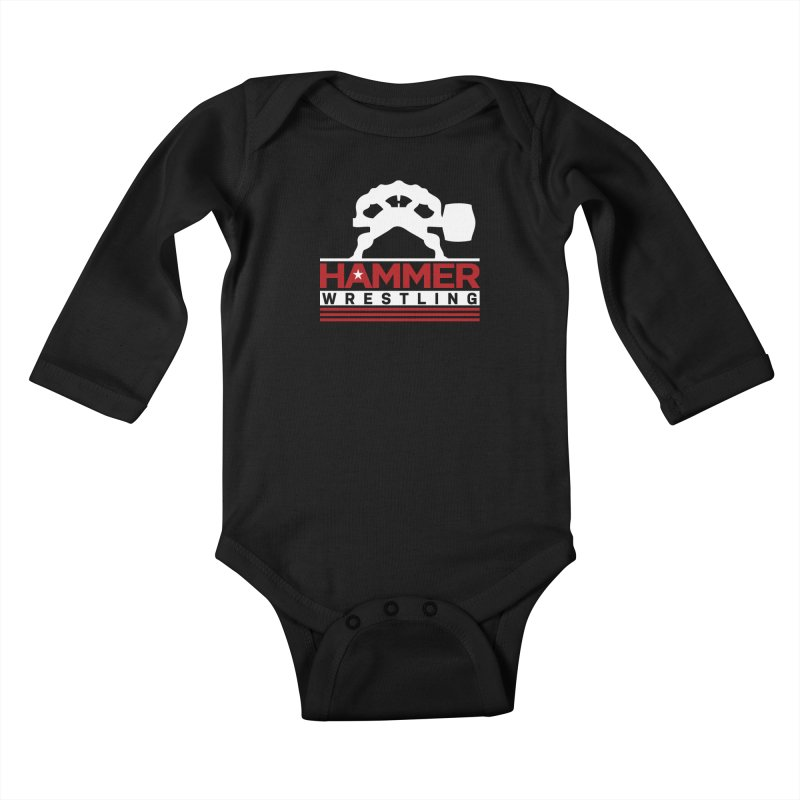 HAMMER USA Kids Baby Longsleeve Bodysuit by Hammer Life Apparel Shop