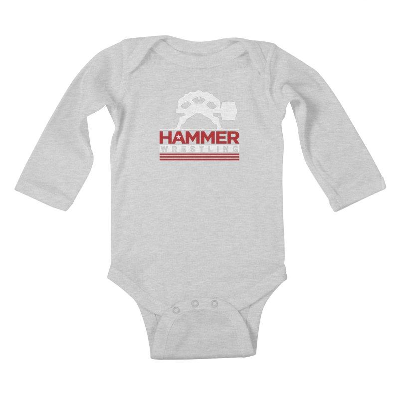 HAMMER USA Kids Baby Longsleeve Bodysuit by Hammer Life Apparel Shop