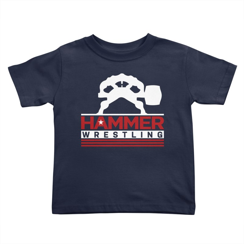 HAMMER USA Kids Toddler T-Shirt by Hammer Life Apparel Shop