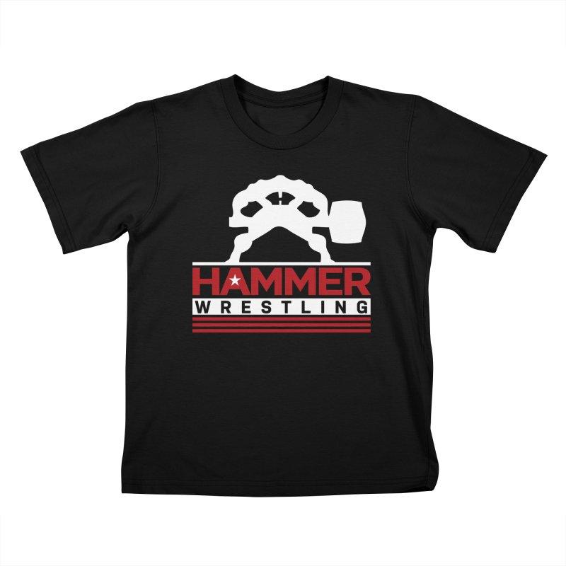 HAMMER USA Kids T-Shirt by Hammer Apparel Shop