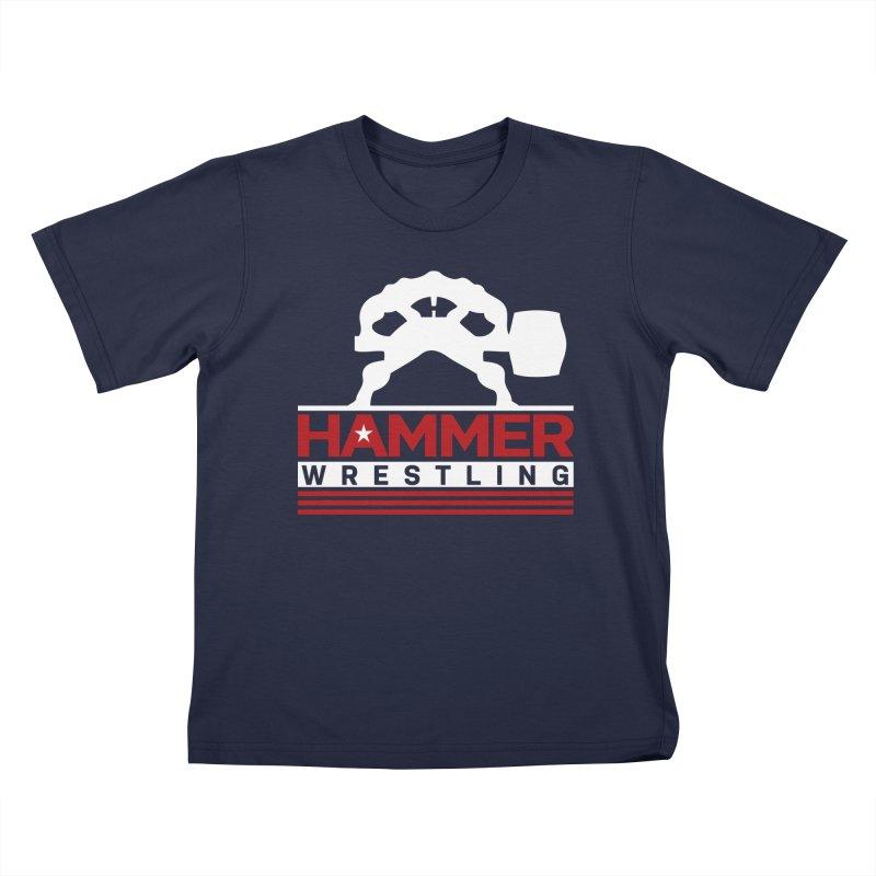 HAMMER USA Kids T-Shirt by Hammer Life Apparel Shop