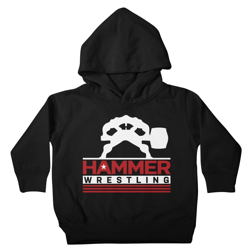 HAMMER USA Kids Toddler Pullover Hoody by Hammer Life Apparel Shop