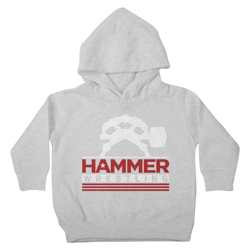 HAMMER USA Kids Toddler Pullover Hoody by Hammer Wrestling's Apparel Shop
