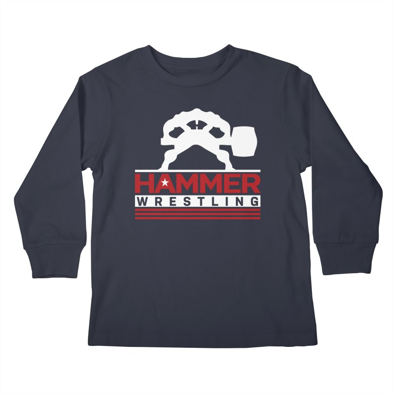 HAMMER USA Kids Longsleeve T-Shirt by Hammer Apparel Shop