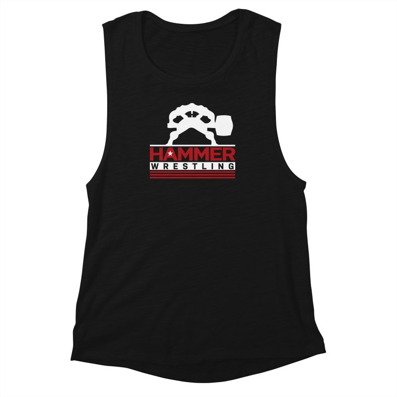 HAMMER USA Women's Muscle Tank by Hammer Life Apparel Shop