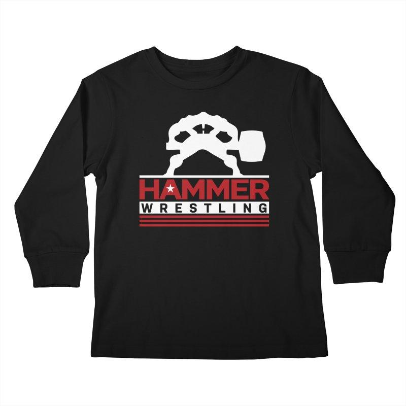 HAMMER USA Kids Longsleeve T-Shirt by Hammer Apparel Shop
