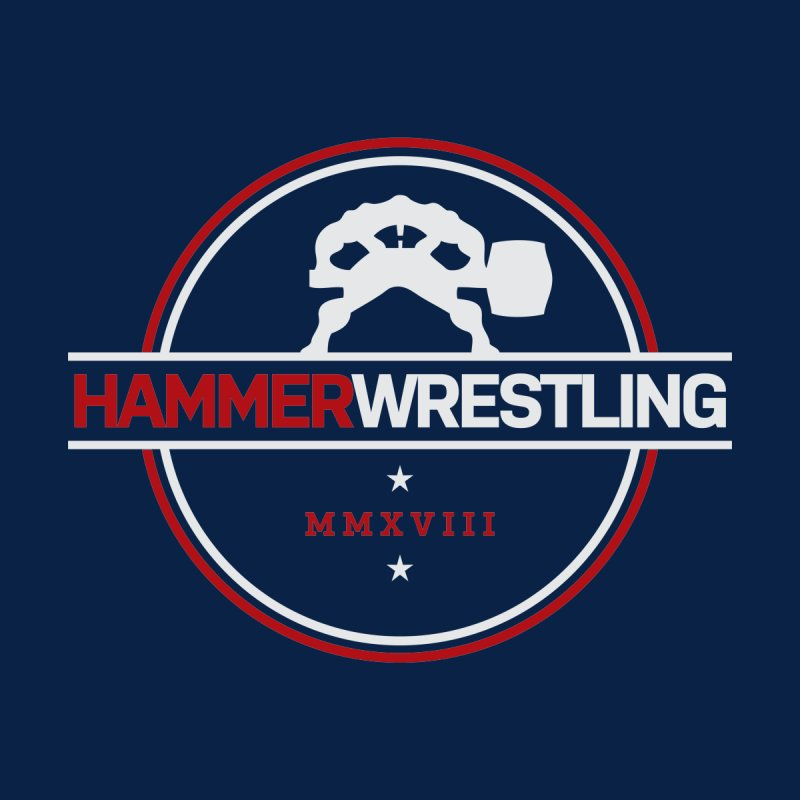 HAMMER MMXVII ZIP-UP HOODIES by Hammer Wrestling's Apparel Shop