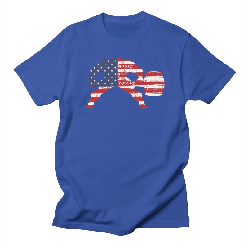 HAMMER AMERICA Men's Regular T-Shirt by Hammer Apparel Shop