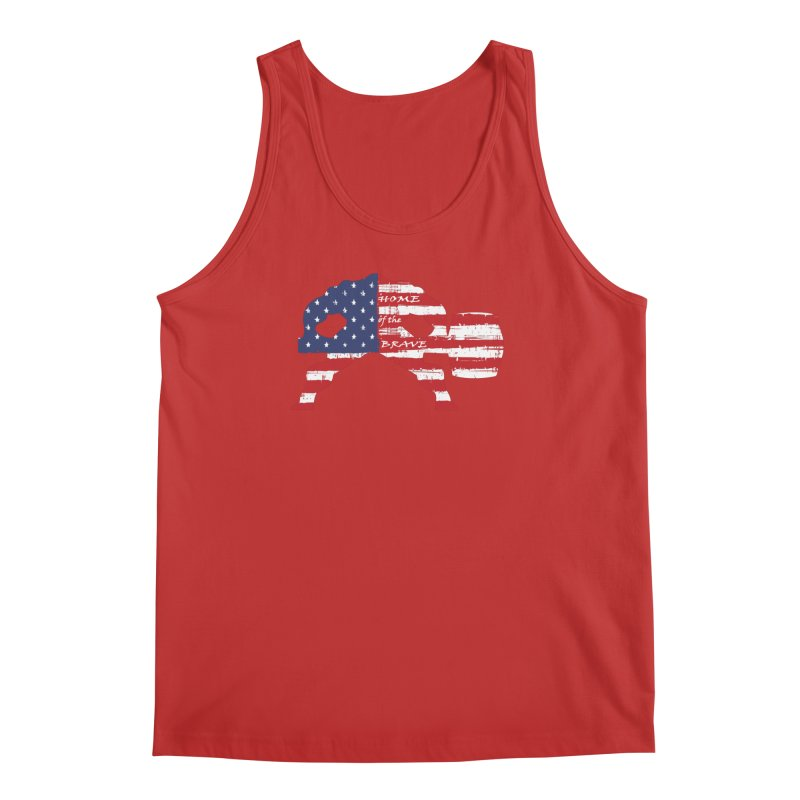 HAMMER AMERICA Men's Regular Tank by Hammer Apparel Shop