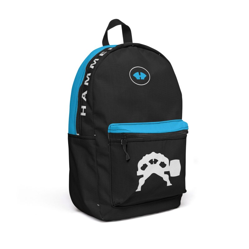 HAMMER GET BETTER Accessories Backpack Bag by Hammer Apparel Shop