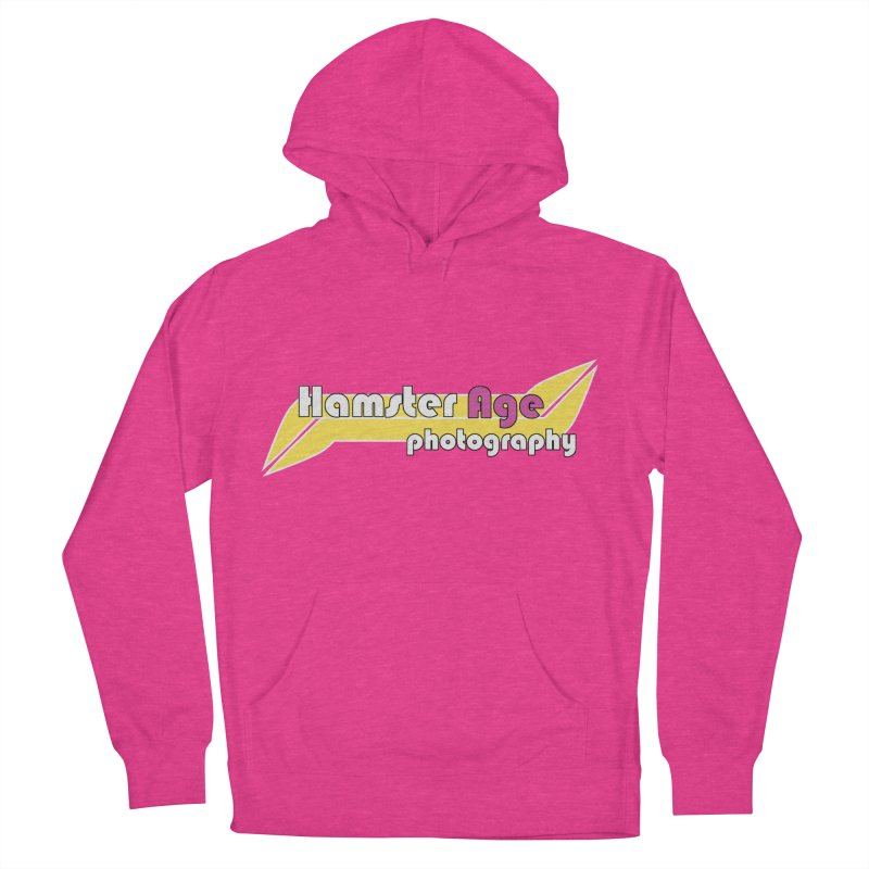 70's Candy Van Women's French Terry Pullover Hoody by Hamster Age's Artist Shop