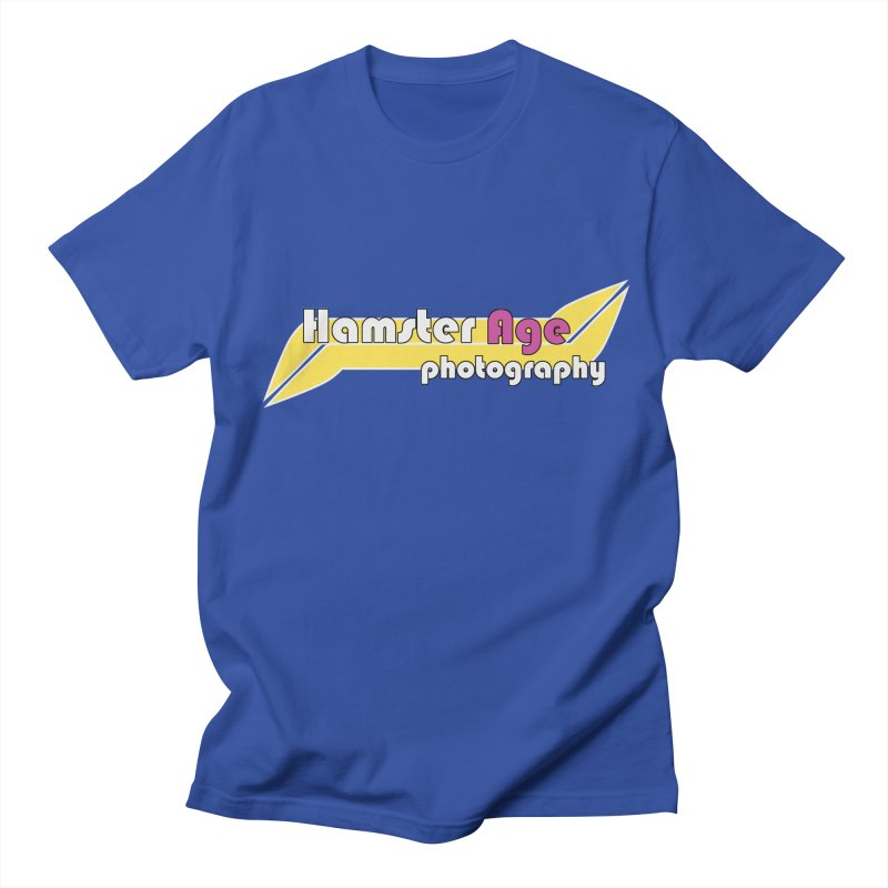 70's Candy Van Men's Regular T-Shirt by Hamster Age's Artist Shop