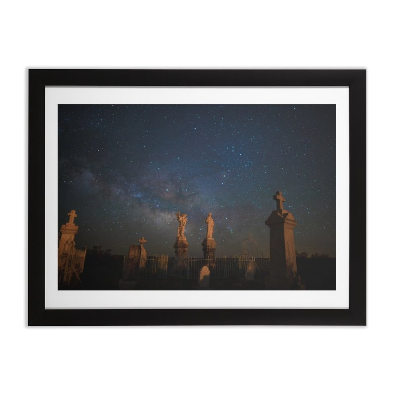 To the Heavens Home Framed Fine Art Print by Hamster Age's Artist Shop