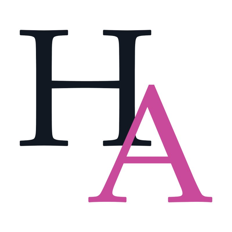 HA Initials by Hamster Age's Artist Shop
