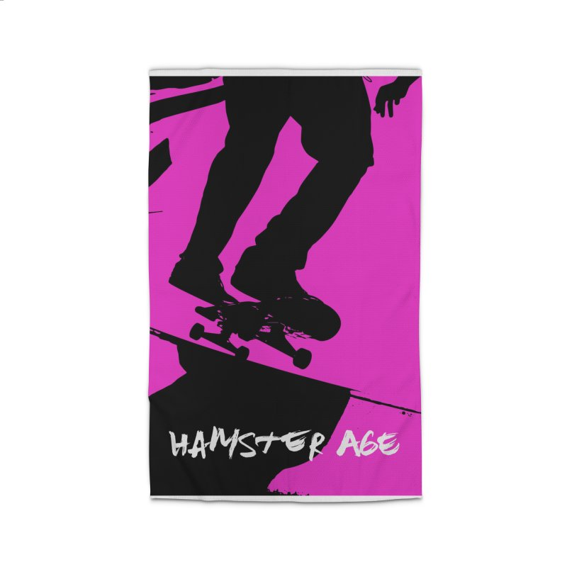 Shut Up and Skate! Home Rug by Hamster Age's Artist Shop