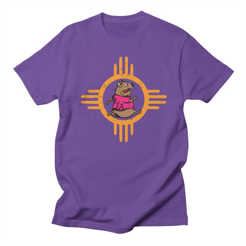 Running Circles Men's T-Shirt by Hamster Age's Artist Shop