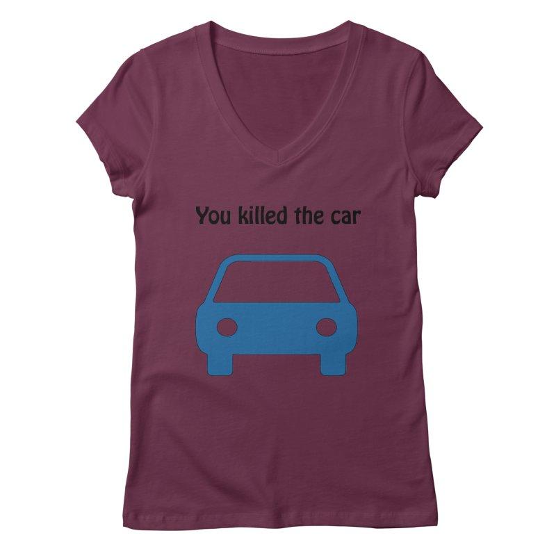 Dead Car   by Hana's Scribbles Artist Shop