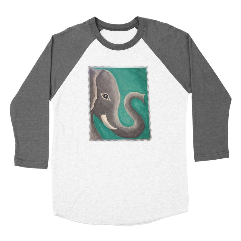 Ele Women's Longsleeve T-Shirt by the FRINGER! • H.A.N.D. GESTURE FOR eARTh!