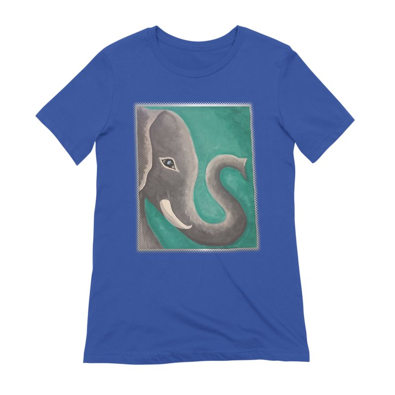 Ele Women's T-Shirt by the FRINGER! • H.A.N.D. GESTURE FOR eARTh!