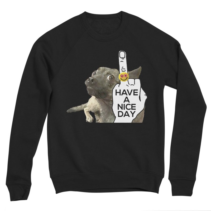 Chug supports the HAND GESTURE FOR eARTh Women's Sponge Fleece Sweatshirt by H.A.N.D. GESTURE FOR eARTh! • View COLLECTIONS Too