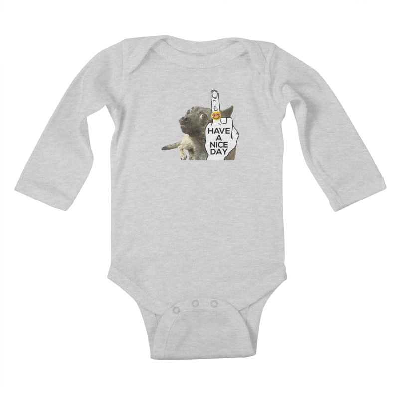 Chug supports the HAND GESTURE FOR eARTh Kids Baby Longsleeve Bodysuit by H.A.N.D. GESTURE FOR eARTh! • View COLLECTIONS Too