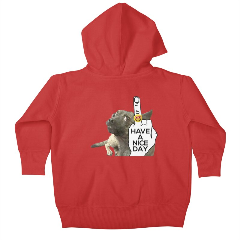 Chug supports the HAND GESTURE FOR eARTh Kids Baby Zip-Up Hoody by H.A.N.D. GESTURE FOR eARTh! • View COLLECTIONS Too