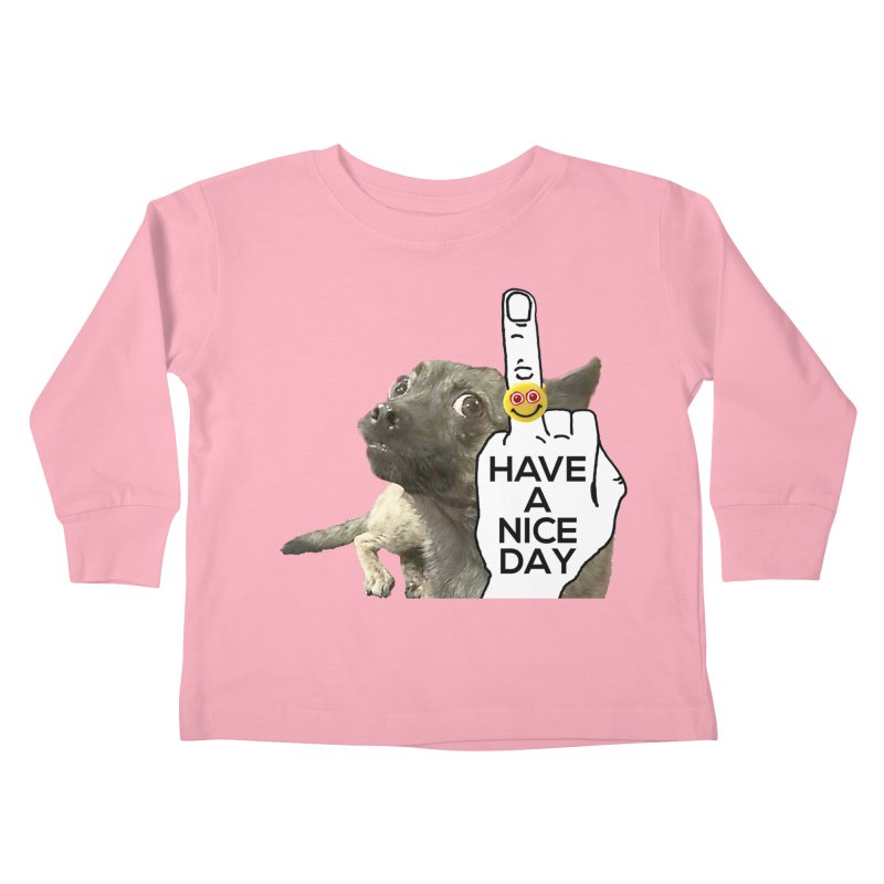 Chug supports the HAND GESTURE FOR eARTh Kids Toddler Longsleeve T-Shirt by H.A.N.D. GESTURE FOR eARTh! • View COLLECTIONS Too