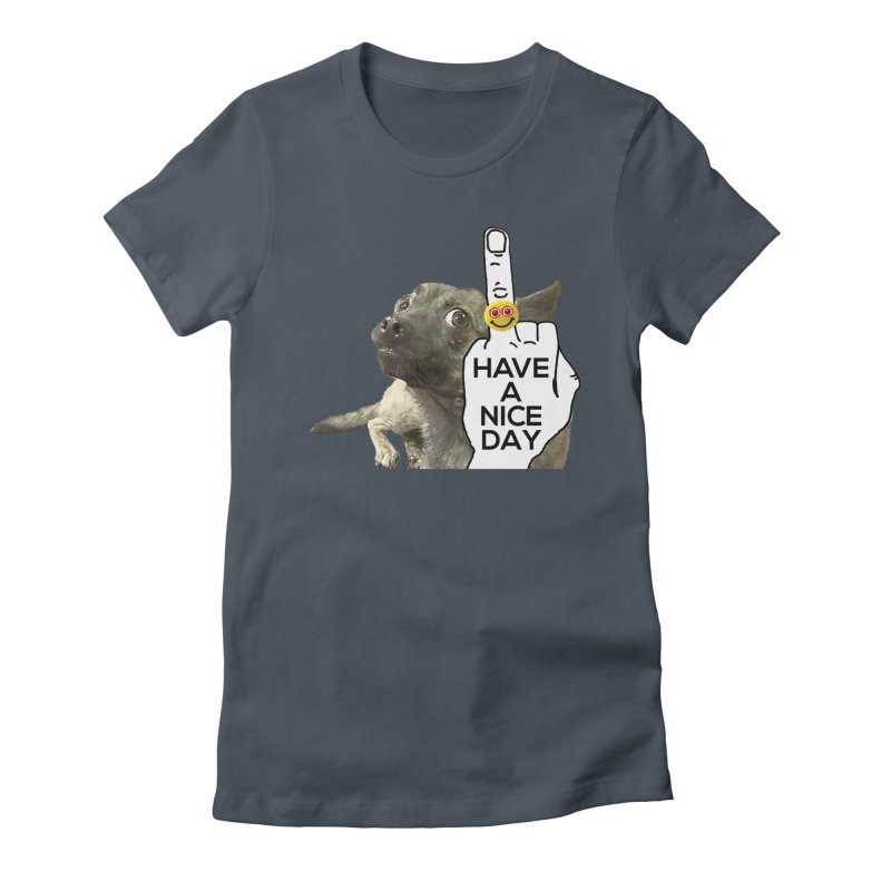 Chug supports the HAND GESTURE FOR eARTh Women's T-Shirt by the FRINGER! • H.A.N.D. GESTURE FOR eARTh!