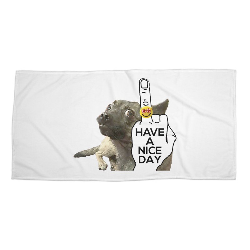 Chug supports the HAND GESTURE FOR eARTh Accessories Beach Towel by H.A.N.D. GESTURE FOR eARTh! • View COLLECTIONS Too