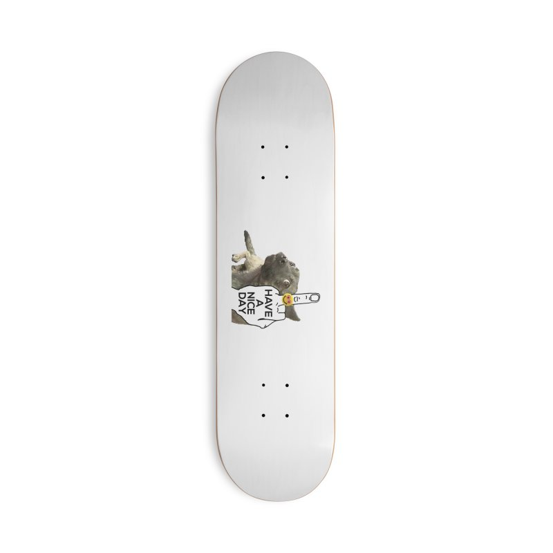 Chug supports the HAND GESTURE FOR eARTh Accessories Skateboard by the FRINGER! • H.A.N.D. GESTURE FOR eARTh!