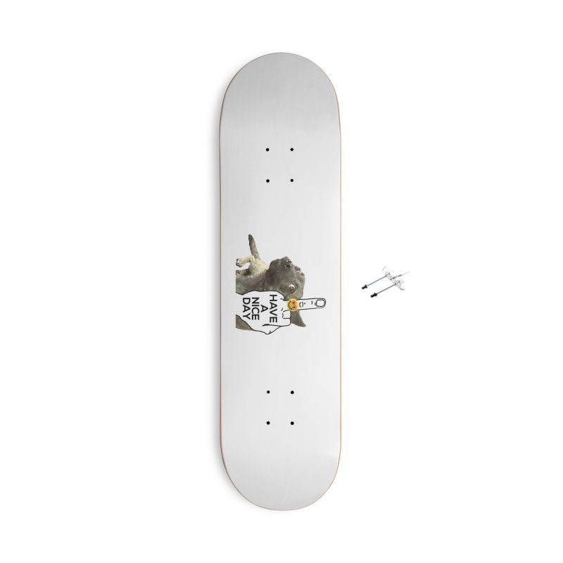 Chug supports the HAND GESTURE FOR eARTh Accessories With Hanging Hardware Skateboard by H.A.N.D. GESTURE FOR eARTh! • View COLLECTIONS Too