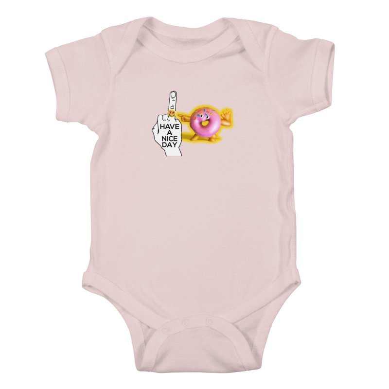 Doonut supports the HAND GESTURE FOR eARTh Kids Baby Bodysuit by H.A.N.D. GESTURE FOR eARTh! • View COLLECTIONS Too