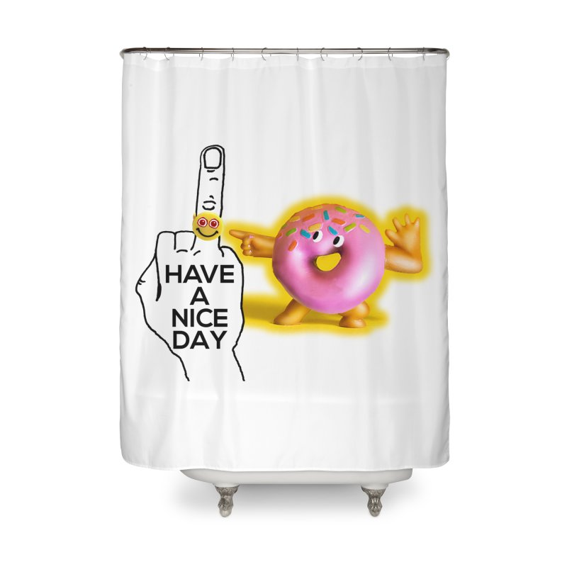 Doonut supports the HAND GESTURE FOR eARTh Home Shower Curtain by H.A.N.D. GESTURE FOR eARTh! • View COLLECTIONS Too