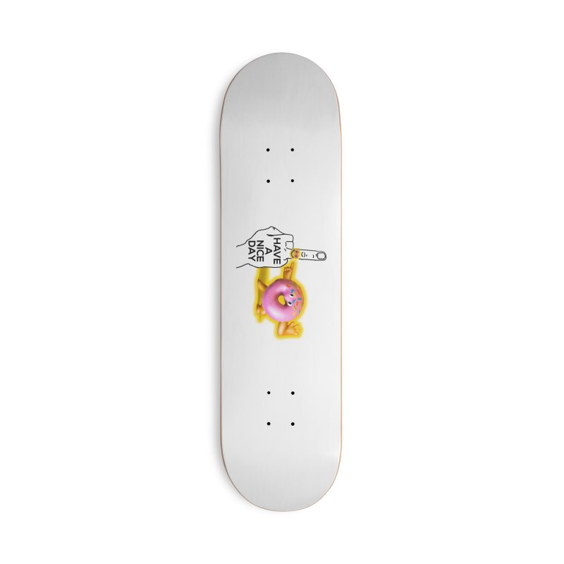 Doonut supports the HAND GESTURE FOR eARTh Accessories Deck Only Skateboard by H.A.N.D. GESTURE FOR eARTh! • View COLLECTIONS Too