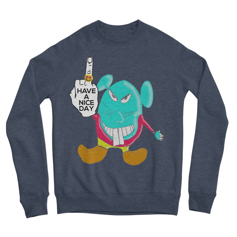 Mousie supports the HAND GESTURE FOR eARTh Women's Sponge Fleece Sweatshirt by H.A.N.D. GESTURE FOR eARTh! • View COLLECTIONS Too