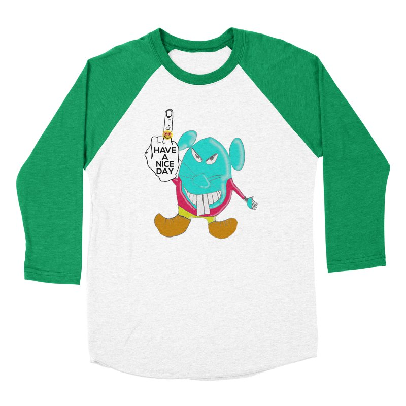 Mousie supports the HAND GESTURE FOR eARTh Women's Baseball Triblend Longsleeve T-Shirt by H.A.N.D. GESTURE FOR eARTh! • View COLLECTIONS Too