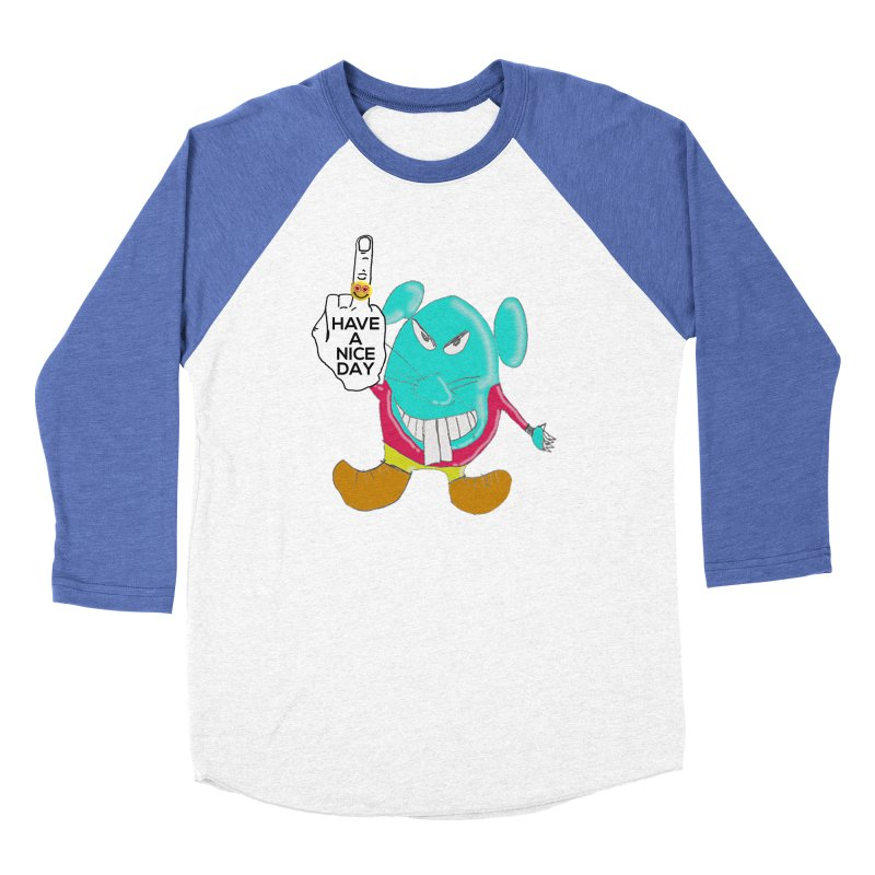 Mousie supports the HAND GESTURE FOR eARTh Men's Baseball Triblend Longsleeve T-Shirt by H.A.N.D. GESTURE FOR eARTh! • View COLLECTIONS Too