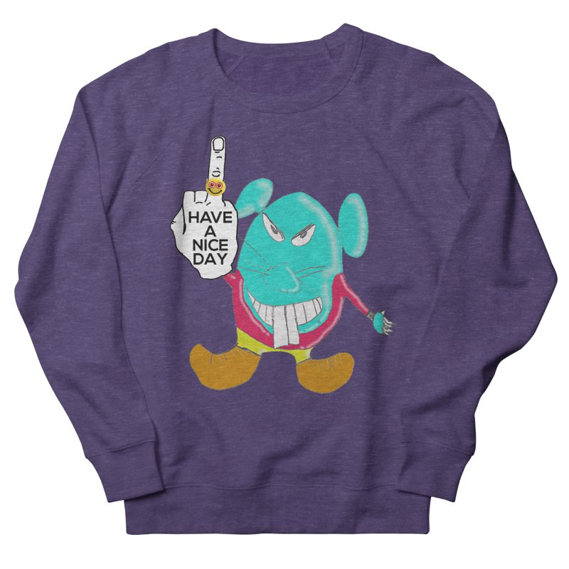 Mousie supports the HAND GESTURE FOR eARTh Men's French Terry Sweatshirt by H.A.N.D. GESTURE FOR eARTh! • View COLLECTIONS Too