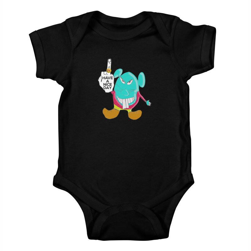 Mousie supports the HAND GESTURE FOR eARTh Kids Baby Bodysuit by H.A.N.D. GESTURE FOR eARTh! • View COLLECTIONS Too